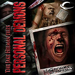 Personal Demons     The Jake Helman Files              By:                                                                                                                                 Gregory Lamberson                               Narrated by:                                                                                                                                 Christopher Hurt                      Length: 8 hrs and 51 mins     64 ratings     Overall 3.5