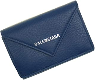 [BALENCIAGA(バレンシアガ)] 三つ折財布(小銭入れ付き) PAPIER MINI WALLET / 504564DLQ0N メンズ [並行輸入品]