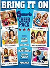 Bring It On: 6-Movie Cheer Pack (Bring It On / Bring It On Again / All or Nothing / In It to Win It / Fright to the Finish / Worldwide #Cheersmack)