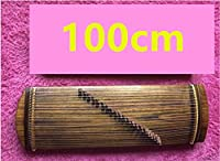 古筝、テストフィンガートレーニング楽器を演奏ミニ古筝ポータブル正弦半21文字列古筝 (Color : 100 cm)
