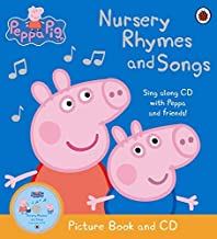 Peppa Pig - Nursery Rhymes and Songs: Picture Book and CD by Ladybird (3-Jun-2010) Paperback