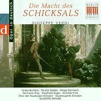 Verdi: Die Macht des Schicksals [Excerpts] by Verdi (2005-10-01)