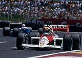 My Little Poster Poster Ayrton Senna Legende Formel 1 Wand
