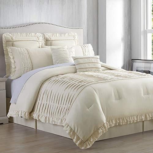Antonella 8-Piece Comforter Set Queen