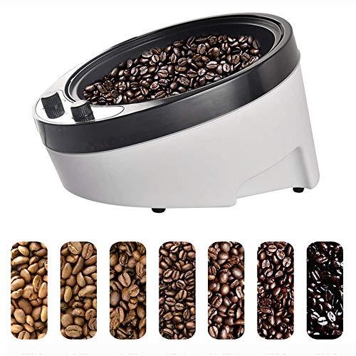 Diseño de bisel tostador de café, para Hornear café, frijol crudo, té, cereales y sésamo, frutas secas Secadora