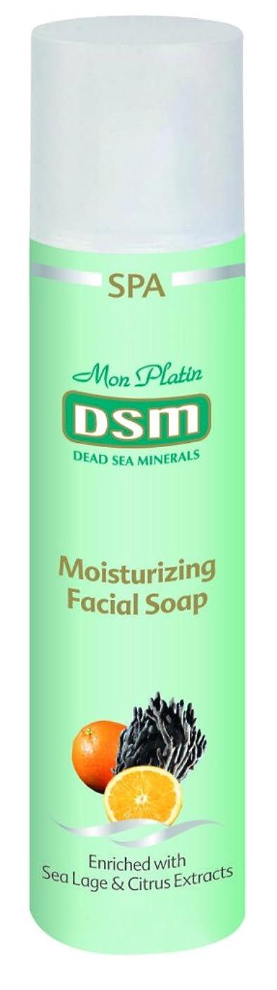 本質的にブッシュお顔のさわやかしっとり石鹸 250mL 死海ミネラル Refreshing and Moisturizing Facial Soap