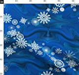 Schneeflocke, Schnee, Weihnachten, Party, Kalt, Windig