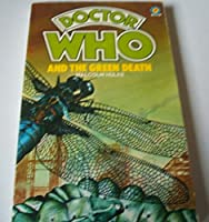 Doctor Who and the Green Death (Target  Doctor Who Library, No. 29) 0426115430 Book Cover