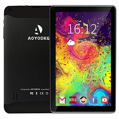 Tablet PC 4G LTE, Kinder Tablet 9 Zoll IPS-Bildschirm, Android 9.0 Pie, Quad-Core, 2 GB RAM 32 GB ROM, 6000 mAh, Kindersicherung, Wechselmodus für Erwachsene und Kinder, Bluetooth, WiFi Tablets