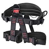 GABBRO Padded Climbing Harness Thickened Protect Waist Safety Harness, Wider Padding Half...