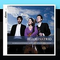 Beethoven: Triple Concerto - The Creatures of Prometheus by Berolina Trio & Musikkollegium Winterthur