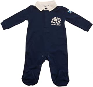 Babies Scottish Pattern Jumpsuit Clothes Outfit BURFLY Christmas Infant Baby Boy Girl Romper Toddler Cartoon Xmas Deer Embroidery Tracksuit 3-24 Months