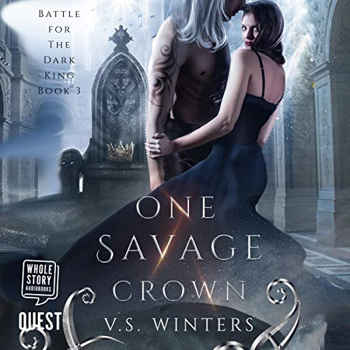 One Savage Crown  By  cover art