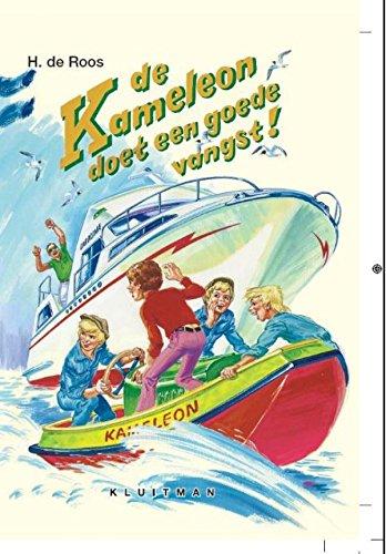 De Kameleon doet een goede vangst! (Dutch Edition)