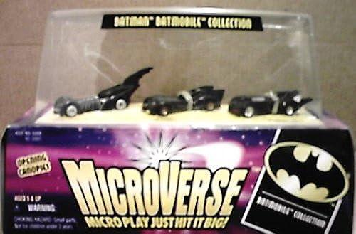 Kenner Microverse Bathomme Batmobile Collection By Kenner by MicroVerse Bathomme