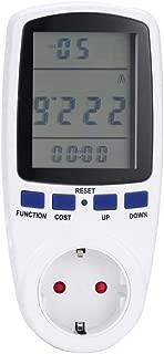 New Design Digital Wattmeter Electric Power Watt Meter Energy Voltage Eu Plug, Power Energy Meter - Digital Rf Power Meter, Single Phase, Audio Meters, Portable Meter, Power Meter