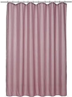 Harag/án de acero inoxidable para duchas baldosas y cristales con soporte de pared Miomare