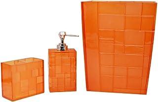 Genial LUANT Bathroom Accessories Set, 3 Piece Bath Ensemble, Bath Set Collection  Features Soap Dispenser