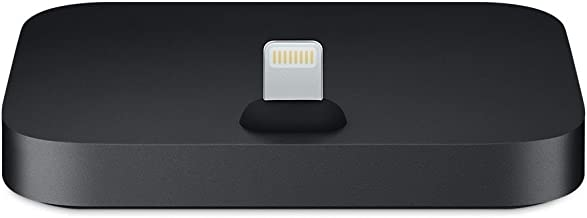 Apple iPhone Lightning Dock Black MNN62AM/A(Renewed)