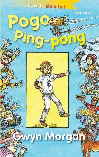 Cyfres Fflach Doniol: Pogo Ping-Pong