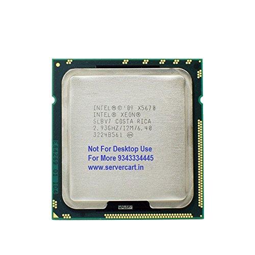 X5690 - INTEL SLBVX INTEL XEON X5690 3.46 GHZ 12MB 130W PROC procesador