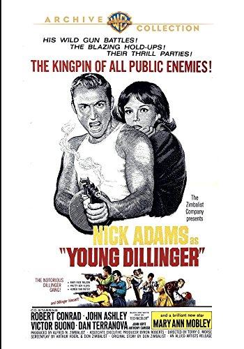 Young Dillinger (1965) [Edizione: Stati Uniti] [Italia] [DVD]