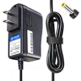 T-Power 5v (6.6ft) Ac Dc Adapter Compatible with Nextbook Next7P 8se Next8P12 Ares 11 Premium 7 8 Android Tablet & Leader Impression i10 i50 i80 Android 7' & 9.7' Tablet PC Power Supply