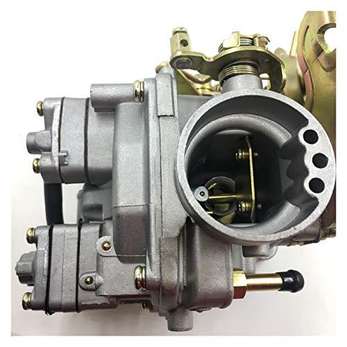 Nuevo carburador Reemplaza a Suzuki Carburettor Fits SJ410 F10A 465Q ST100 Samurai Jimny Super Carry Sierra (Size : A)
