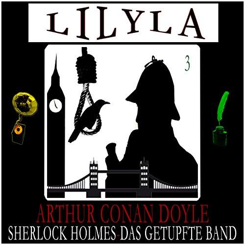 Das getupfte Band audiobook cover art