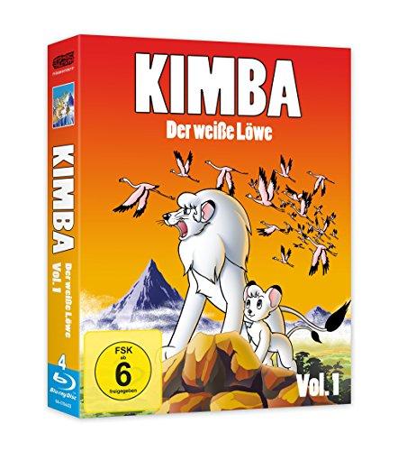 Kimba, der weiße Löwe - Vol.1 - [Blu-ray]