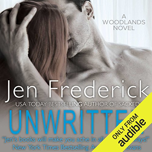 Unwritten audiobook cover art
