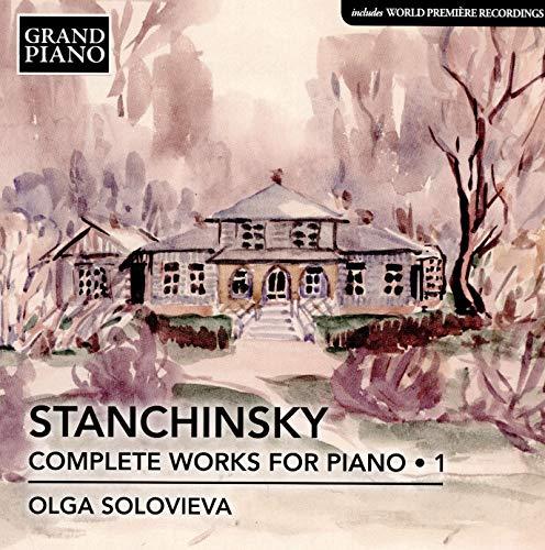 Sämtliche Werke Für Klavier,Vol.1