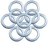 SBS fitsche oreilles | Ø 12,2mm/17,8mm–Galvanisé–100Pièces–pour soulever les portes