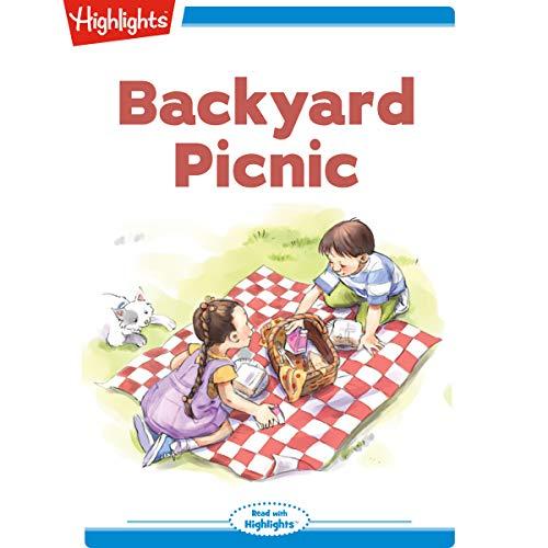 Backyard Picnic copertina