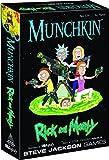USAopoly- Munchkin: Rick y Morty, colores variados, talla única (MU085-434) , color/modelo surtido...