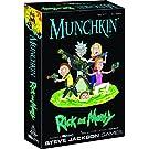 USAopoly MU085-434 Munchkin: Rick and Morty,, Einheitsgröße