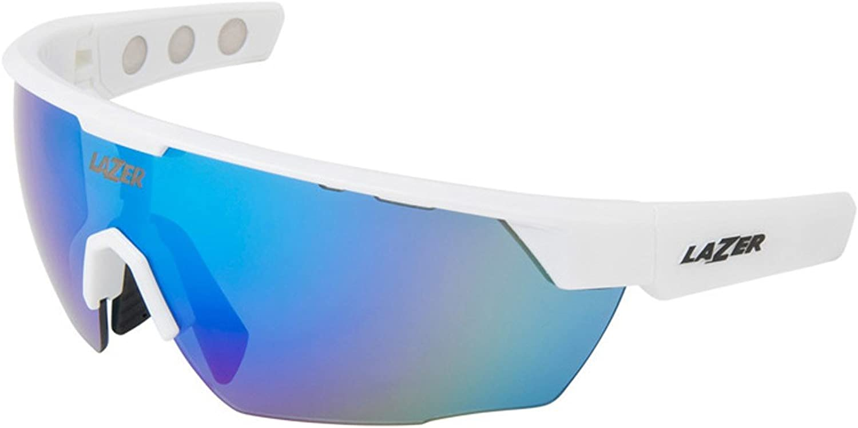 Lazer Gloss WhiteSmokeblueee Magneto M3 Cycling Glasses