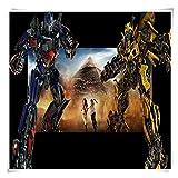 Juegos de Puzzles for Adultos y for niños, Animado de Transformers Optimus Prime Puzzles, 300 ~ 1000 Piezas en Caja Juguetes Arte del Juego P05/25 ( Color : A , Size : 1000pc )