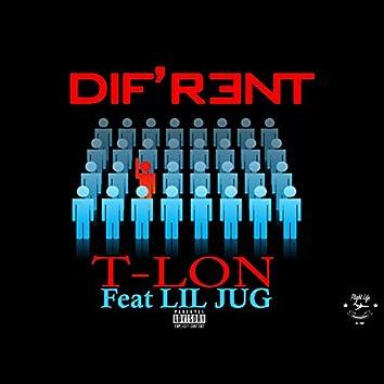 Different (feat. Tlon_trapcity)