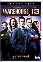 Warehouse 13: Season Five [DVD] [Import]