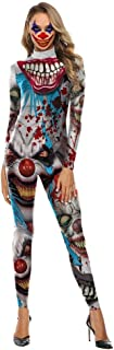 Muscle Viscera Gold Skeleton Scary Costume Cosplay Halloween Outfit Adult Women Costumes Jumpsuit Plus Size Bodysuit