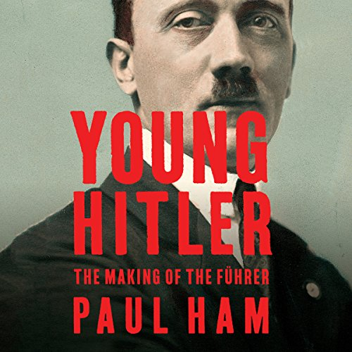 Young Hitler audiobook cover art