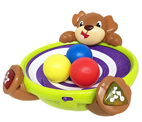 Bright Starts Spin & Giggle Peluche Chien