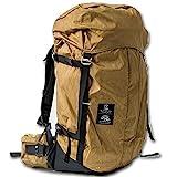 ザサードアイチャクラ ザバックパック [40L ブラウン] The 3rd Eye Chakra The Backpack#001 40L