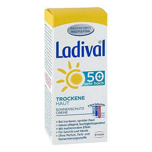 Ladival trockene Haut Creme Lsf 50+ 50 ml