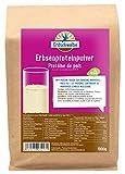 Erdschwalbe Erbsenprotein 1kg-Beutel - 85% Proteingehalt