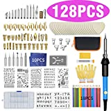 Best Burning Woods - 128Pcs Wood Burning Kit, Professional Woodburning Tool Review