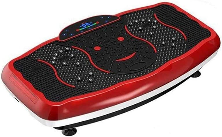 Los Angeles Mall CMMWA Home Gym Fitness Vibration Plate Be super welcome Exercise