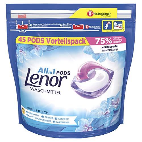Lenor Pods All-in-1 Waschmittel