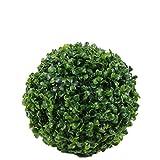 Buchsbaumkugel Buchsbaum Kugel Ø12cm grün künstlicher Buchsbaum Buxus